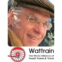 Stefano Benazzo | President | WATTRAIN » speaking at World Rail Festival