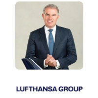 Carsten Spohr | Chairman Of The Executive Board And Chief Executive Officer | Lufthansa Group » speaking at World Aviation Festival