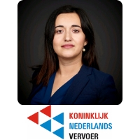 Sonila Metushi | Policy Advisor | Koninklijk Nederlands Vervoer » speaking at World Rail Festival