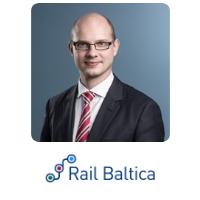 Ignas Degutis, Interim-Chief Executive Officer And Chief Financial Officer, Rail Baltica