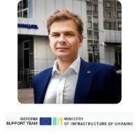 Anton Sabaleuski | Director Strategy & Investments | Ministry of Infrastructure, Ukraine » speaking at World Rail Festival