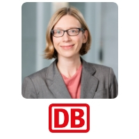 Isabella Grahsl, Head Of Business Performance And Transformation, Deutsche Bahn