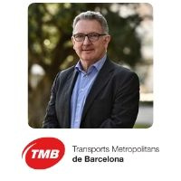 Gerardo Lertxundi, Chief Executive Officer, Grup TMB