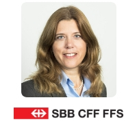 Regula Merz | Head Of C.R.M. | SBB » speaking at World Rail Festival