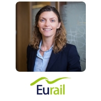 Valeria Croce | Manager International Affairs & Insights | Eurail BV » speaking at World Rail Festival