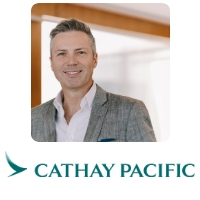 Edward Bell | General Manager Brand, Insights And Marketing Communications | Cathay Pacific » speaking at World Aviation Festival