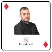Cristiano Blanco | Head Of Gaming | Kindred Group » speaking at WGES