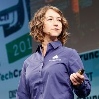 Ela Bader | Chief Executive Officer | Airwander » speaking at Aviation Festival USA