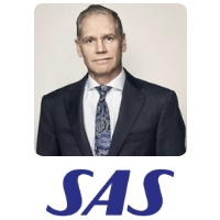 Rickard Gustafson, President And Chief Executive Officer, SAS Scandinavian Airlines