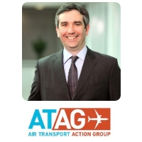 Michael Gill | Executive Director | ATAG » speaking at World Aviation Festival