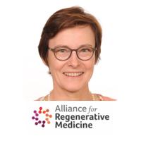 Annie Hubert, Senior Director, European Public Policy, Alliance for Regenerative Medicine