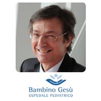 Alberto E Tozzi | Managing Director | Ospedale Pediatrico Bambino Gesu » speaking at Immune Profiling Congress