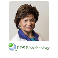 Lauren V Wood Md | Chief Medical Officer | P.D.S. Biotechnology Corp » speaking at Immune Profiling Congress