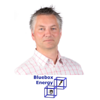 Jonathon Mcguire | Director | Bluebox Energy » speaking at Solar & Storage Live