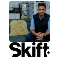 Madhu Unnikrishnan | Editor | Skift Airline Weekly » speaking at World Aviation Festival