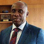 Chibuike Rotimi Amaechi | Minister Of Transportation | Ministry of Transport, Singapore » speaking at Africa Rail