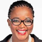 Lebogang Letsoalo | Chairperson | African Women in Supply Chain Association AWISCA » speaking at Africa Rail
