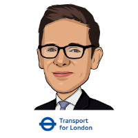 Michael Hurwitz | Director Of Transport Innovation | Transport for London » speaking at SPARK