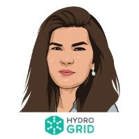 Janice Goodenough | Chief Executive Officer | Hydrogrid » speaking at SPARK