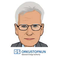 Gudni Johannesson | Director General | Orkusttofnun National Energy Authority of Iceland » speaking at SPARK