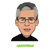 Doug Parr | Chief Scientist | Greenpeace » speaking at SPARK