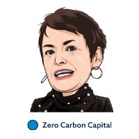 Pippa Gawley | CEO | Zero Carbon Capital » speaking at SPARK