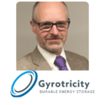 Keith Pullen | Chief Technical Officer | Gyrotricity » speaking at Solar & Storage Live
