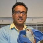 Dr. Shabeer Bhoola at The Vet Expo Africa 2020