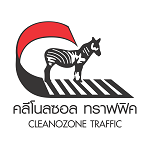 Cleanozone Traffic (Thailand) Co.,Ltd. at The Roads & Traffic Expo Thailand 2021