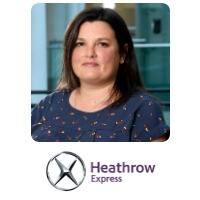 Sophie Chapman, Head Of Train Services, Heathrow Express