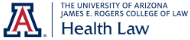 University of Arizona James E. Rogers College of Law at Festival of Biologics San Diego 2020