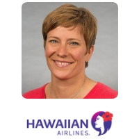 Tina Larson | Managing Director, Sales Analytics, Distribution And Planning | Hawaiian Airlines » speaking at World Aviation Festival