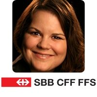 Lea Steurs, Project Manager - Smartrail 4.0, SBB