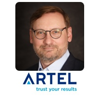 Nathaniel Hentz, Scientific Market Development Director, Artel