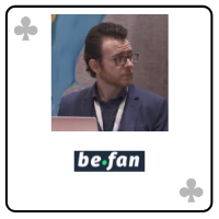 Michael Doyle | Founder and CEO | Be.Fan » speaking at WGES