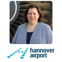 Berit Schmitz | Vice President Corporate Development And Corporate Controlling | Hannover Airport » speaking at World Aviation Festival