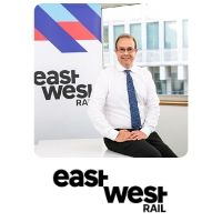 Eloy Tabares, Head Of Engineering (Track And Civils), East West Rail Company (EWR Co)