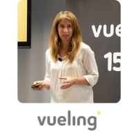 Rita Barata Da Silva | Head Of Data and Analytics | Vueling Airlines » speaking at World Aviation Festival