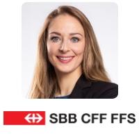 Carolin Holland, Project Manager Autonomous Vehicles, SBB