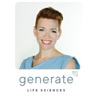 Jaime Shamonki | Chief Medical Officer | CBR by Generate Life Sciences » speaking at Advanced Therapies