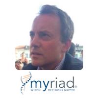 Benjamin Gannon, Vice President International Access, Policy And Advocacy, Myriad genetics