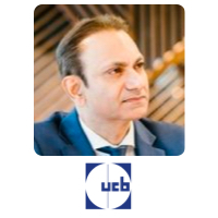 Bharat Tewarie, Executive Vice President And Chief Marketing Officer, UCB