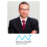 Marcin Czech | Former Vice Minister | Ministry of Health Poland » speaking at PPMA 2020