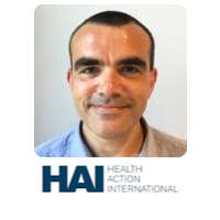 Jaume Vidal | Senior Policy Advisor-European Projects | Health Action International » speaking at PPMA 2020