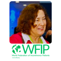 Mary Lynne Van Poelgeest-Pomfret, President, President of the World Federation for Incontinence and Pelvic Pain - WFIP