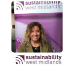 Anna Bright | Chief Executive | Sustainability West Midlands » speaking at Solar & Storage Live