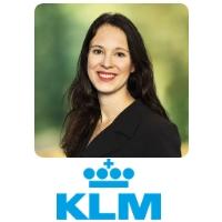 Martine Van Der Lee | Director Social Media | KLM Royal Dutch Airlines » speaking at World Aviation Festival