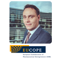 Alexander Natz | Secretary General | European Confederation of Pharmaceutical Entrepreneurs (Belgium) » speaking at PPMA 2020