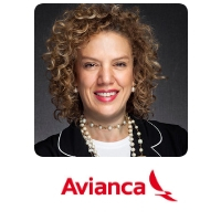 Maria Paula Duque | Senior Vice President Of Strategic Relations And Customer Experience | Avianca » speaking at World Aviation Festival