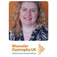 Kate Adcock, Director Of Research And Innovation, The Muscular Dystrophy U.K.